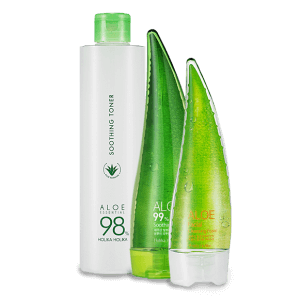 MNature Kft Holika Holika Aloe Soothing Gel + Aloe hab + Toner